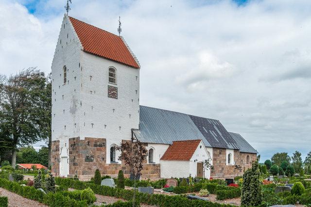Sevel, Jutland (Jylland), Danmark