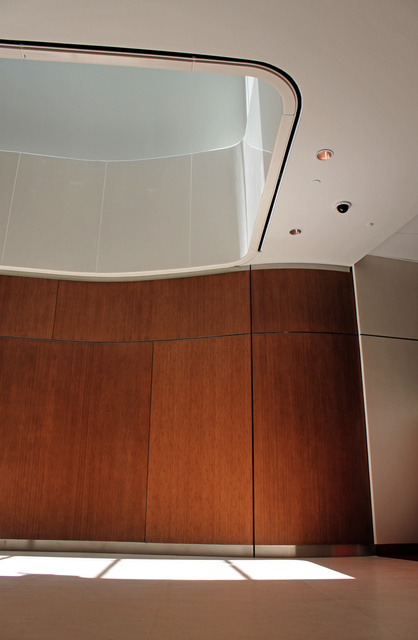 HSBC Bermuda - Interior view