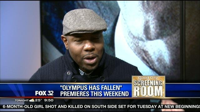 "Director Anthony Fuqua for ""Olympus Has Fallen"" Media Tour"