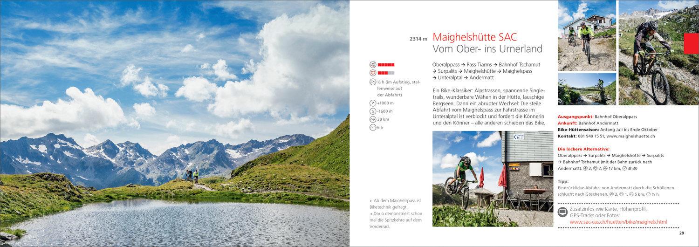 SAC Bike Broschüre, 2015.