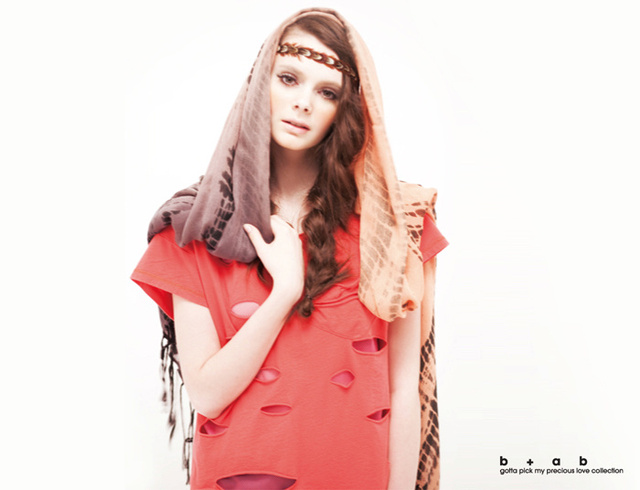 b+ab fashion collection 2011 S/S