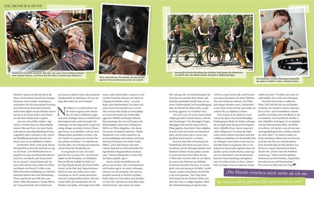 Dogs Magazin März/April 2010