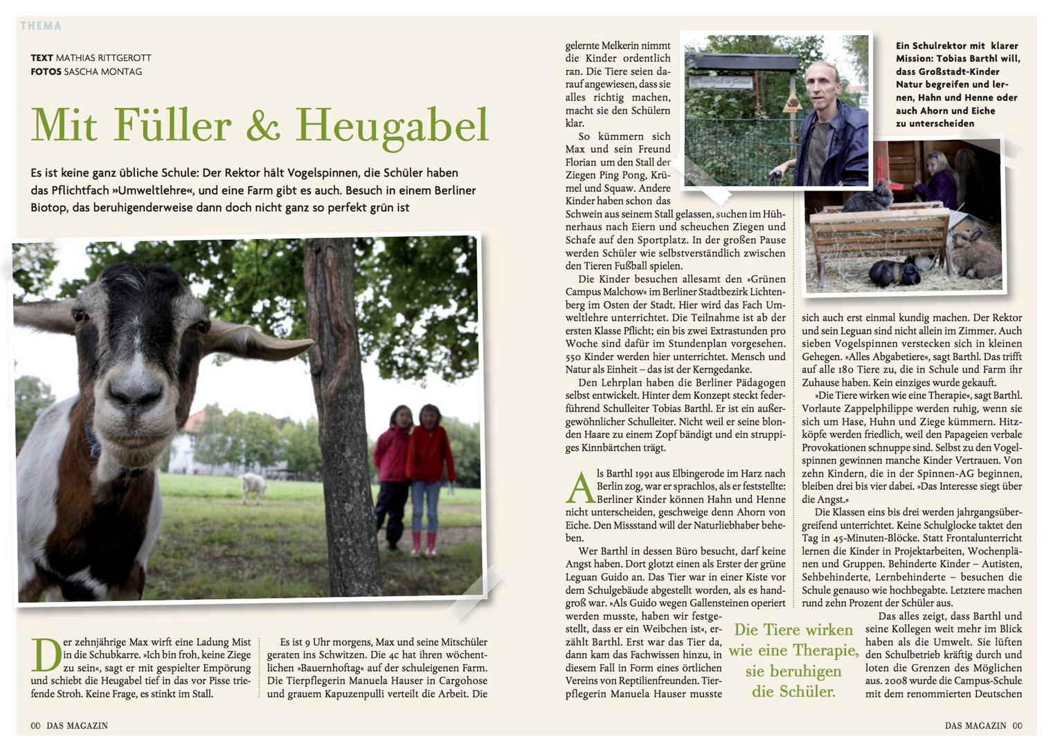 Das Magazin 03.2012