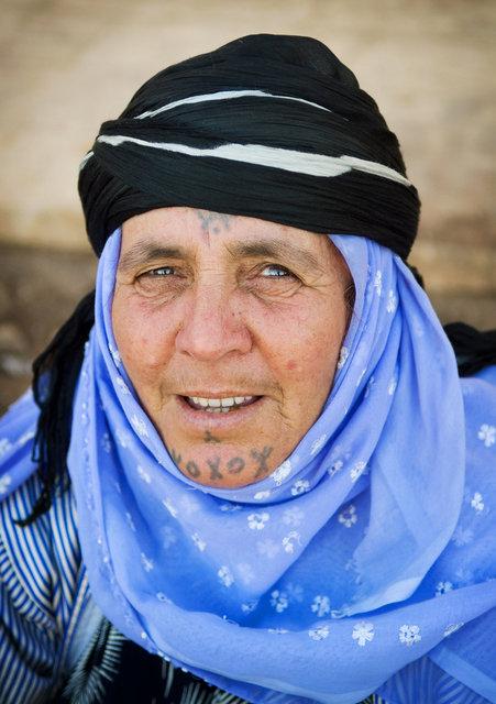 Syrian Womans Deq