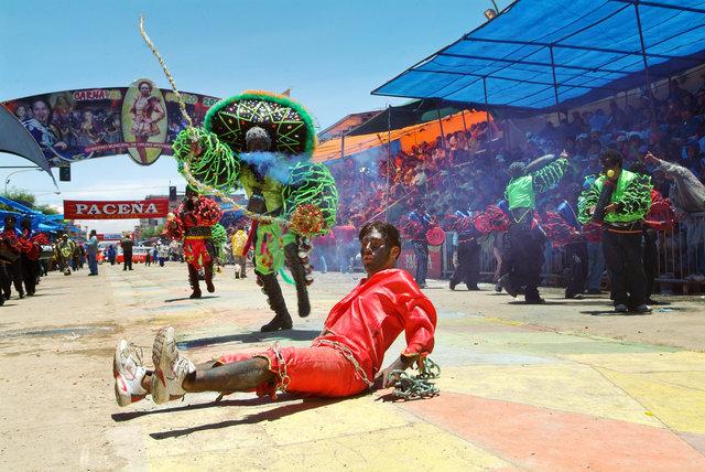 Carnaval de Uyuni I