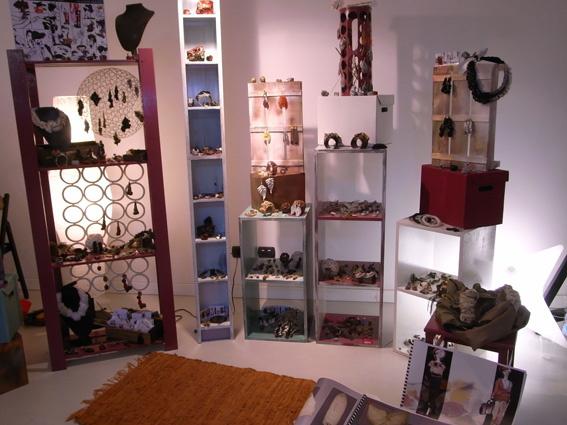 fiera - temporary shop