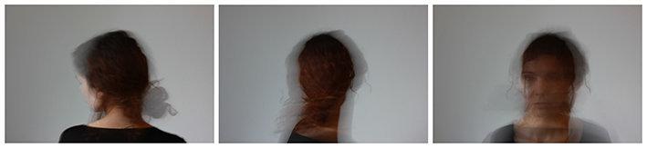 Autoportrait tournant, 2013
