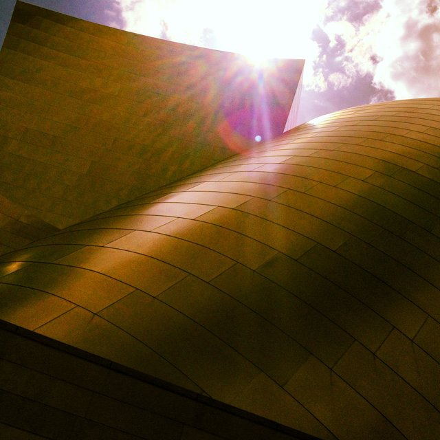 WALT DISNEY CONCERT HALL - GOLD 15