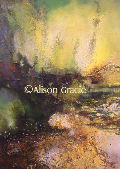 Going Walkabout by Alison Gracie