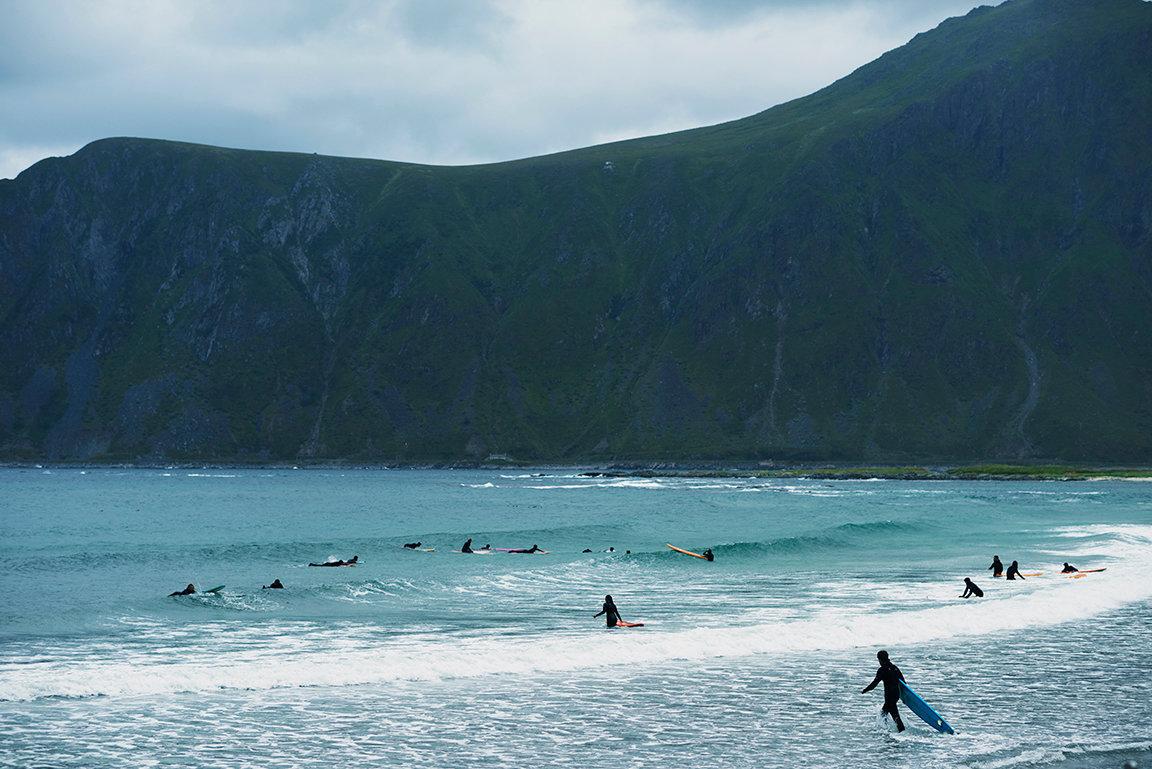 Arctic Surfing - Amuse