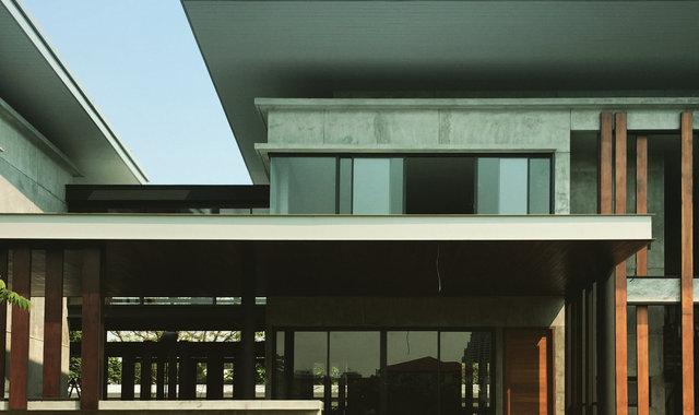 Stripe House,