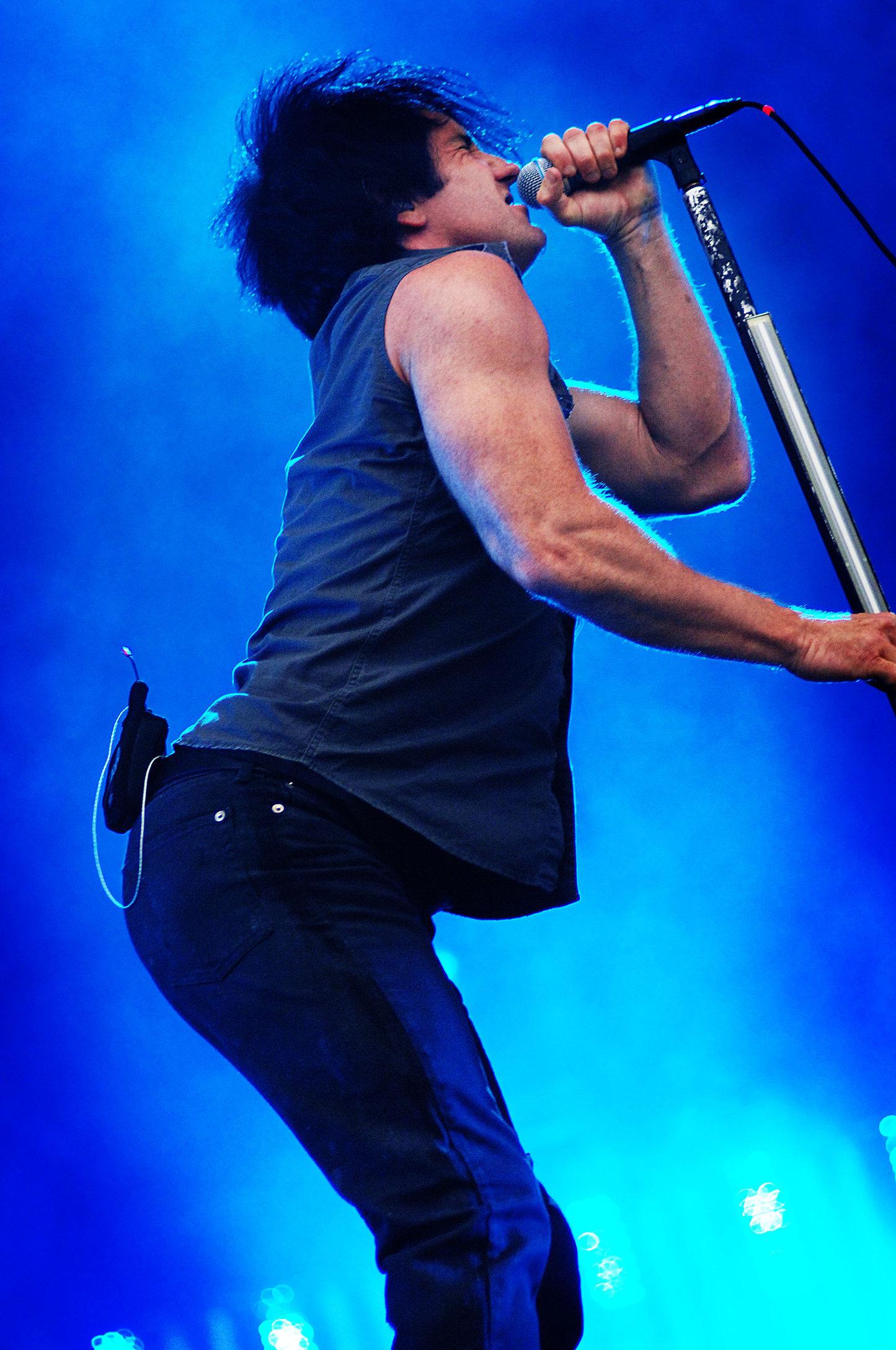 Nine Inch Nails, Werchter