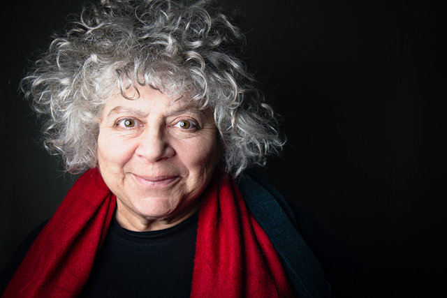 Miriam Margolyes - Actress