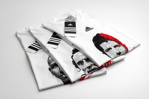 Adidas T-shirts 2008