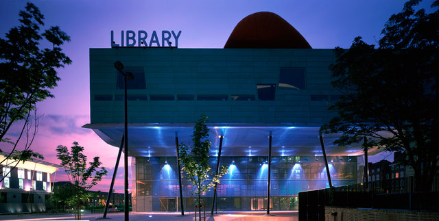 Peckham Library, London