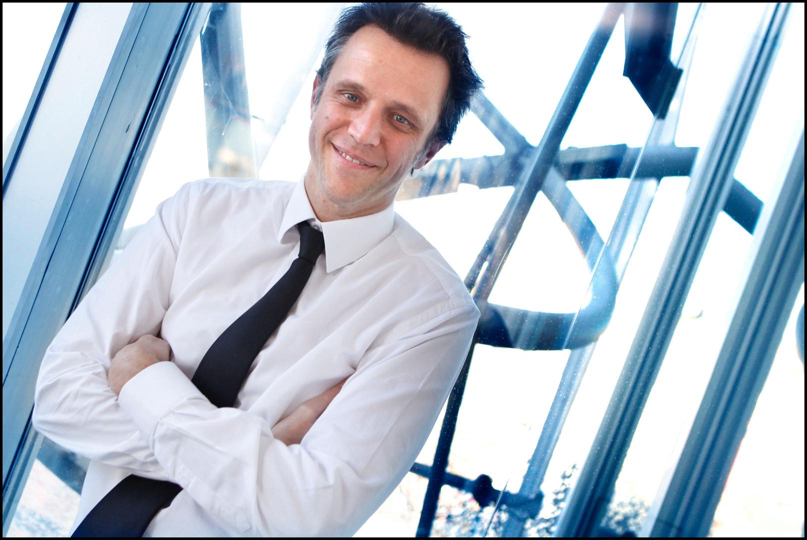 Arthur Sadoun, PDG de Publicis France et de Public Sénat
