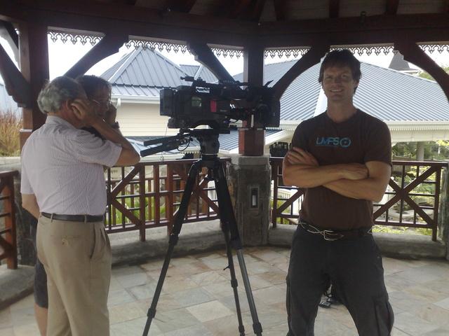 Mauritius Promi Golf Cup Produktion/Kamera/Schnitt