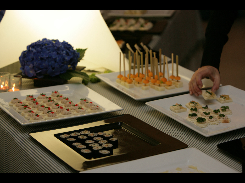 catering party privato