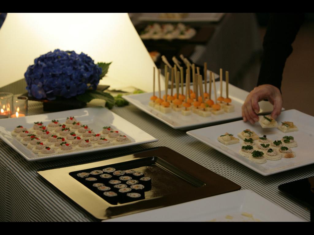 catering party privato