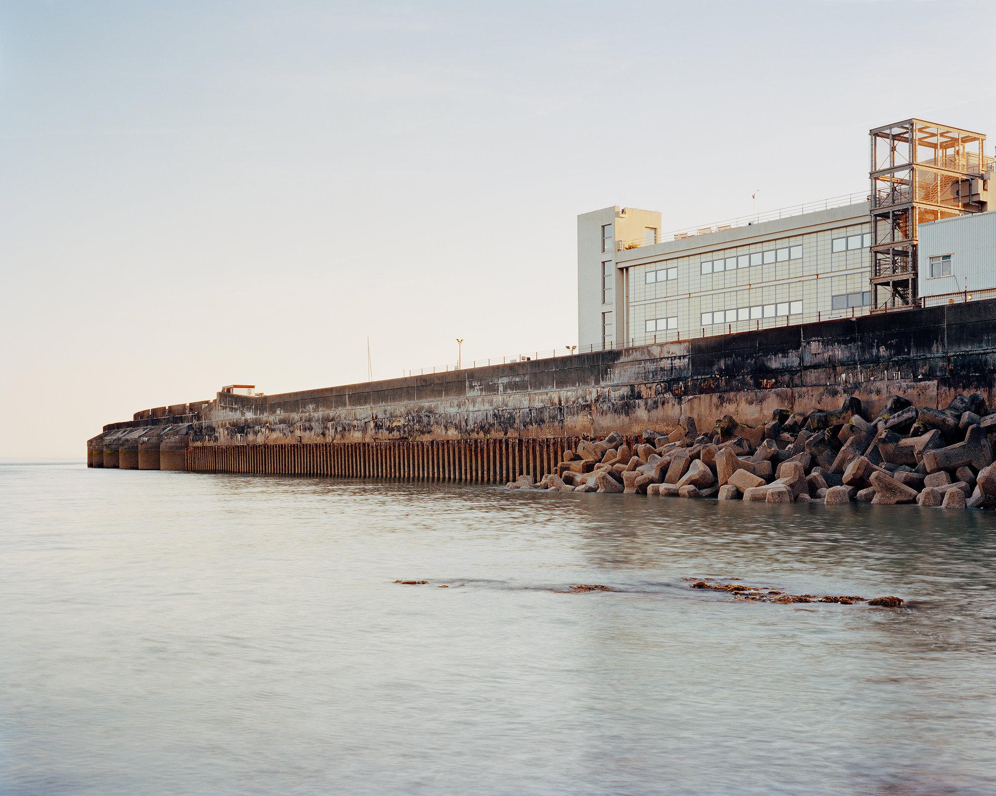 Western Breakwater, Brighton Marina