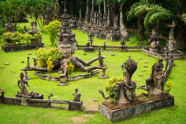 Buddha Park II