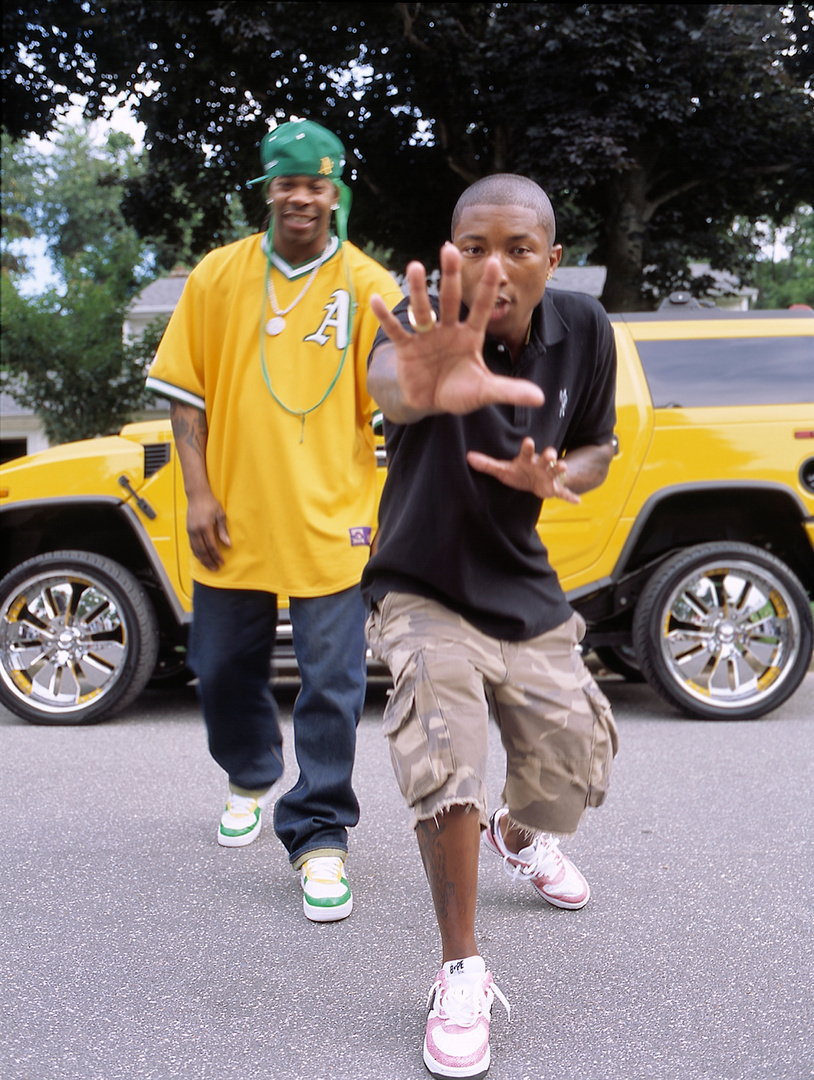 Busta Rhymes & Pharrell