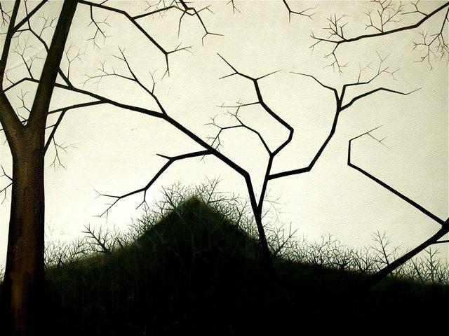 Detail: Bare, 2011
