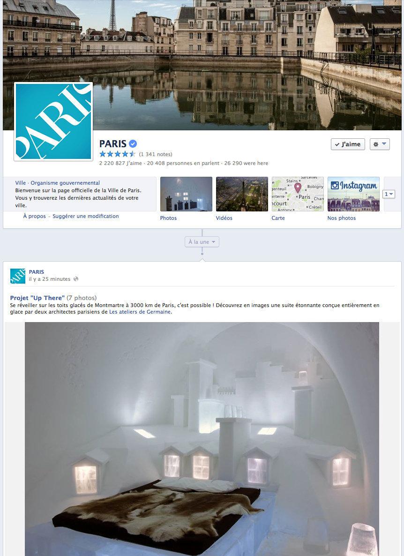 PARIS.FR (facebook) - 07/01/14