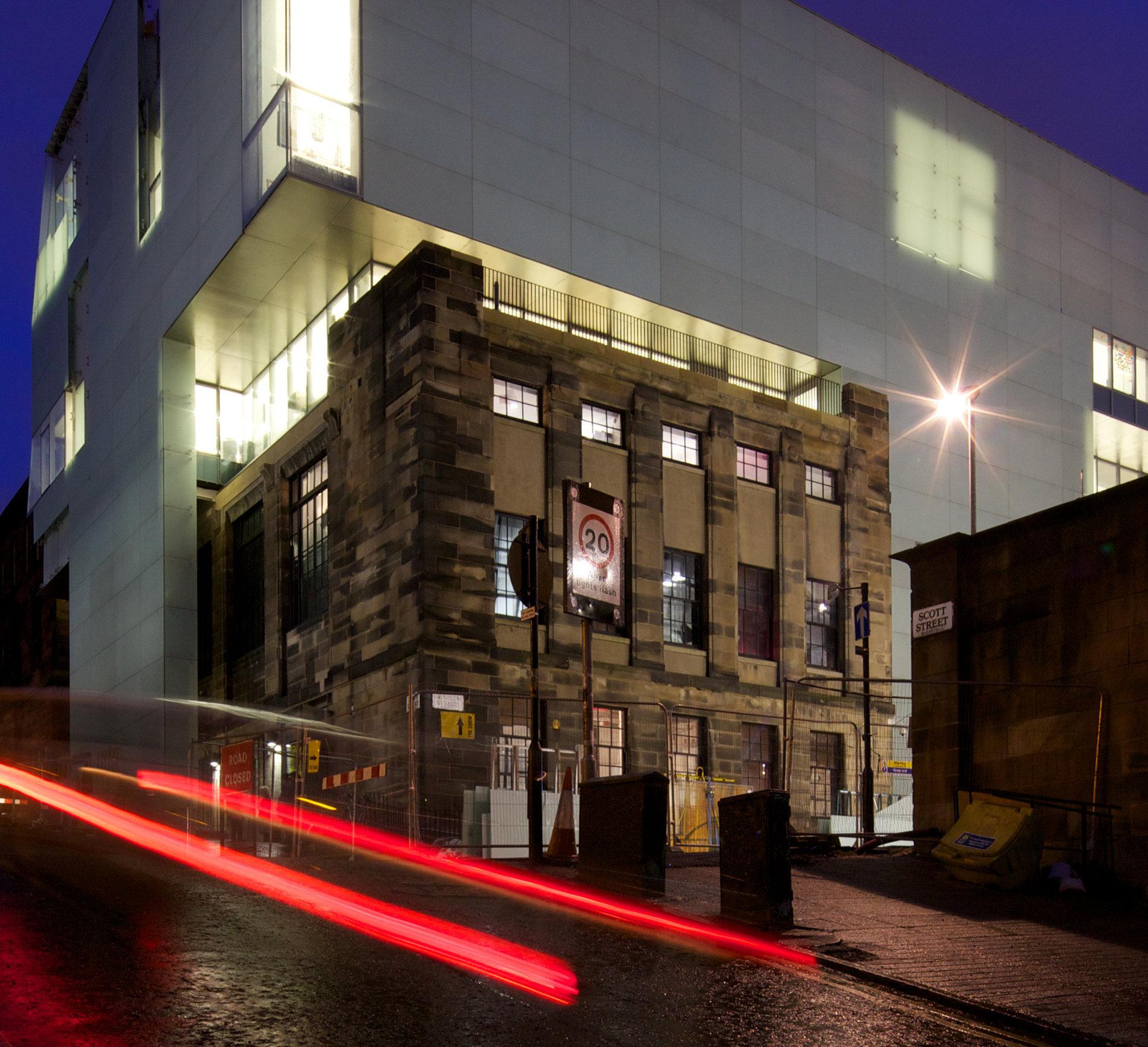 Esterson Associates - Architectural Review