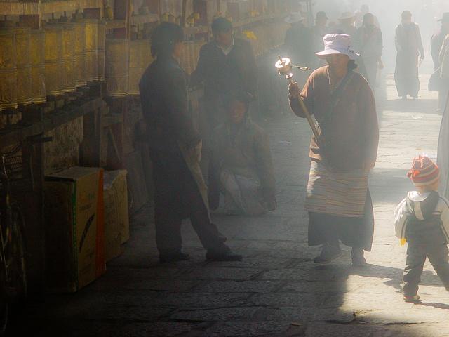Potala, Lhasa, Tibet