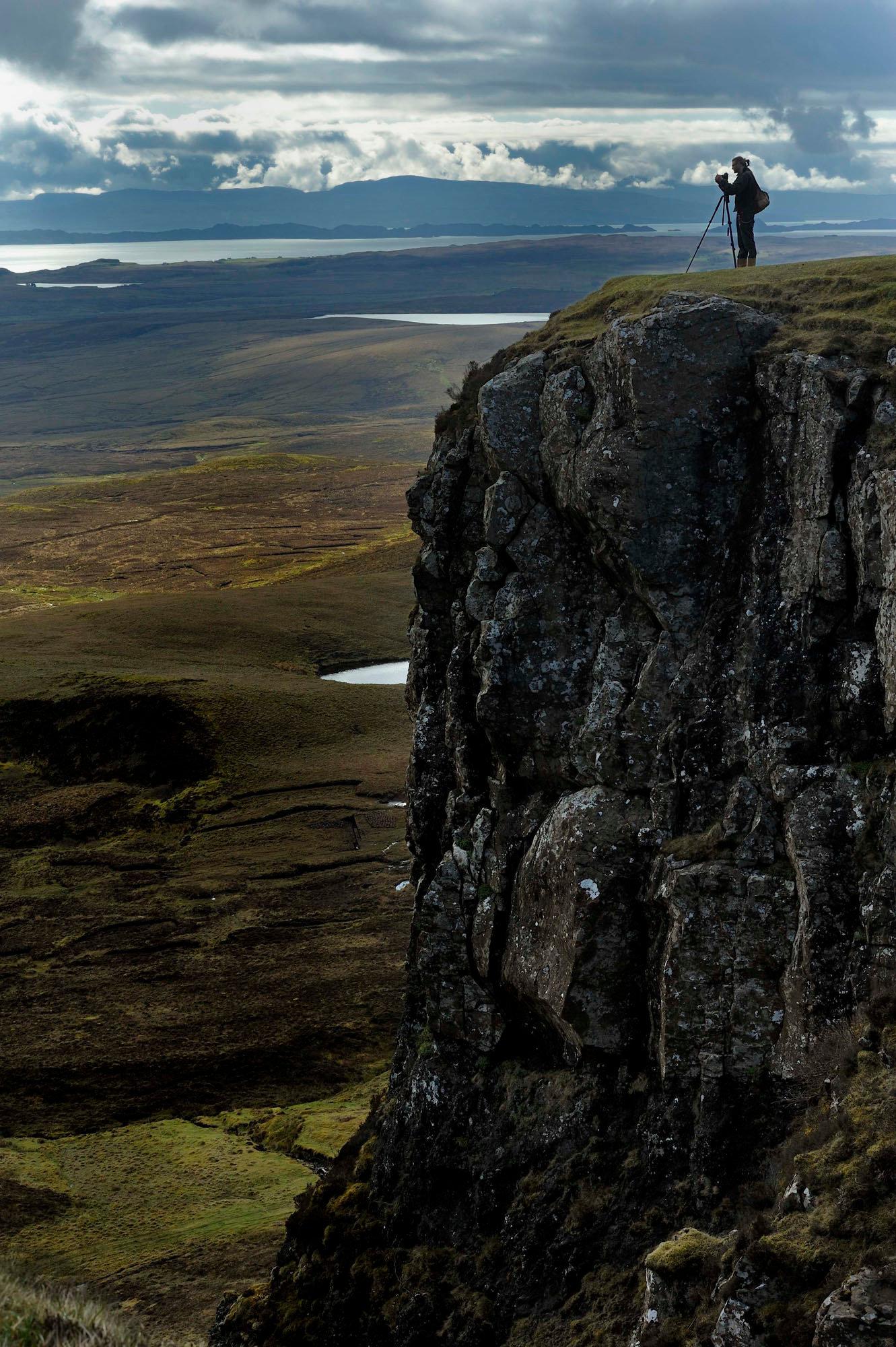 Les Quiraing-2, île de Skye