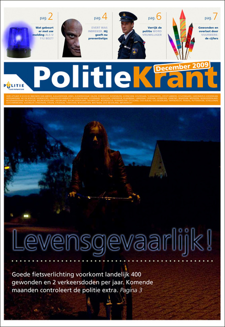 Politiekrant Polite Zuid Holland Zuid