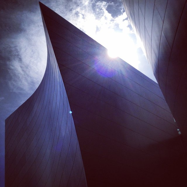 WALT DISNEY CONCERT HALL - PURPLE 3