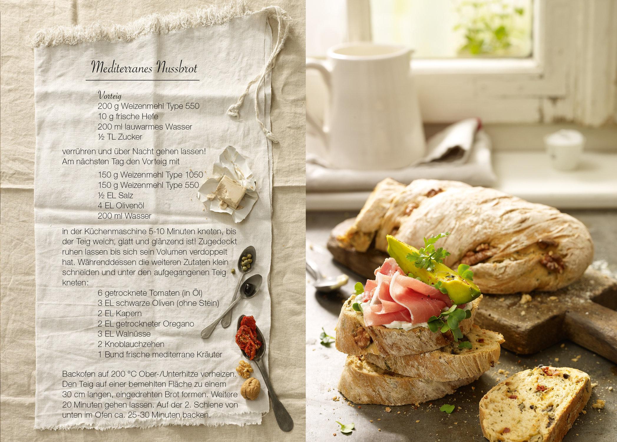 Brot backen - Personal Work