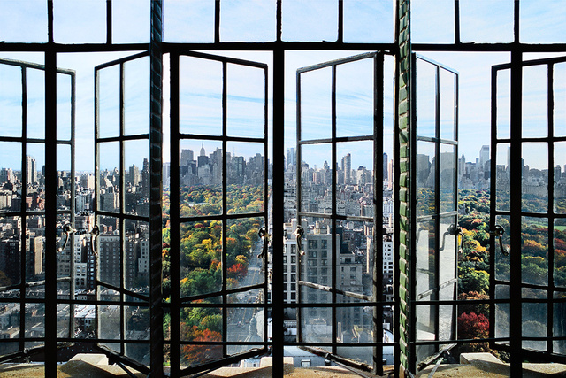 Fall Window, West Side