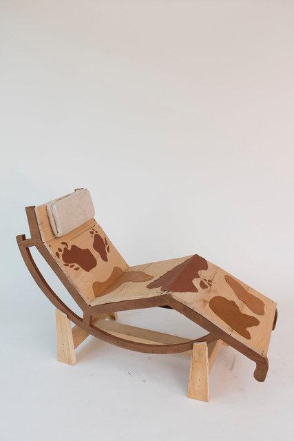 Chaise longue Le Corbusier - Collège Politzer
