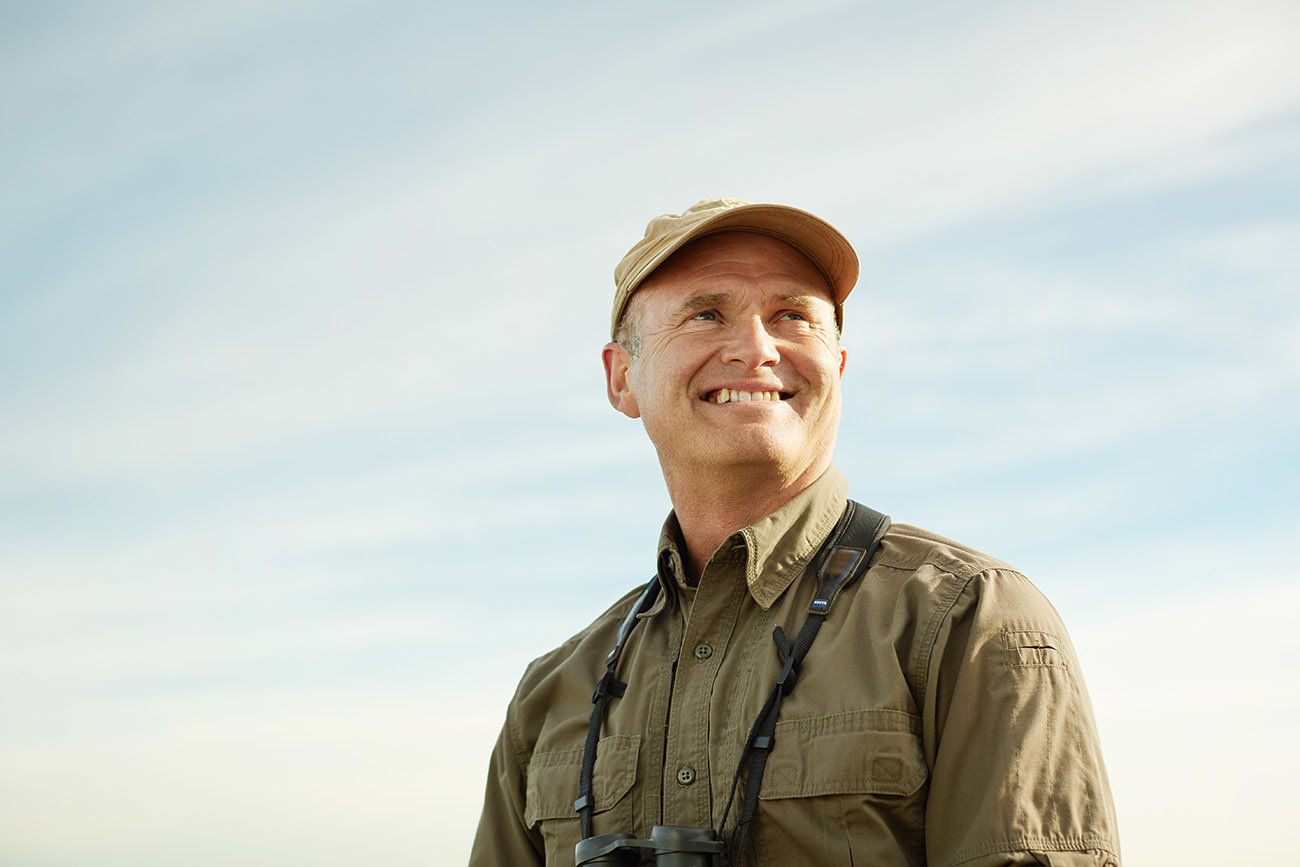 CARL ZEISS BIRDERS - Mr. Simon King