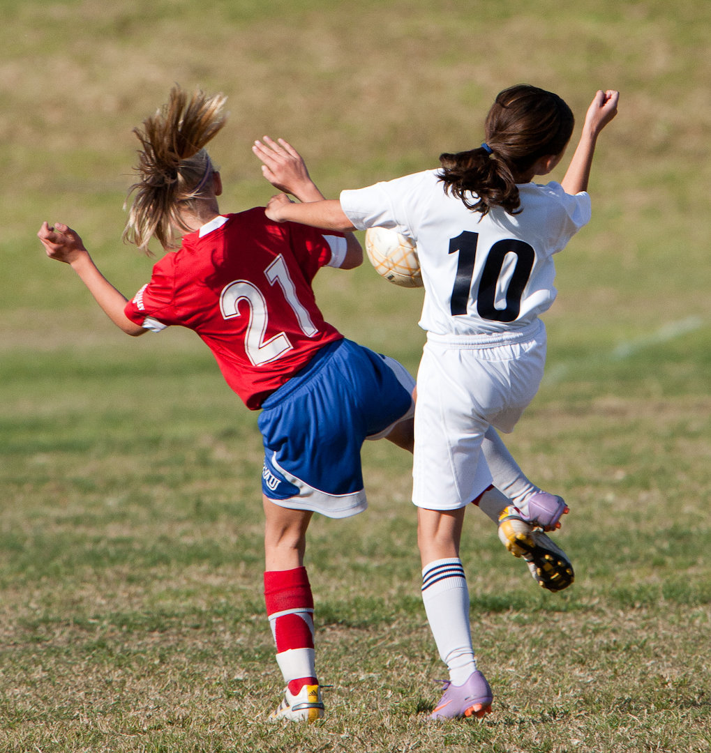 2010 U11G Westside Breakers White vs CVU