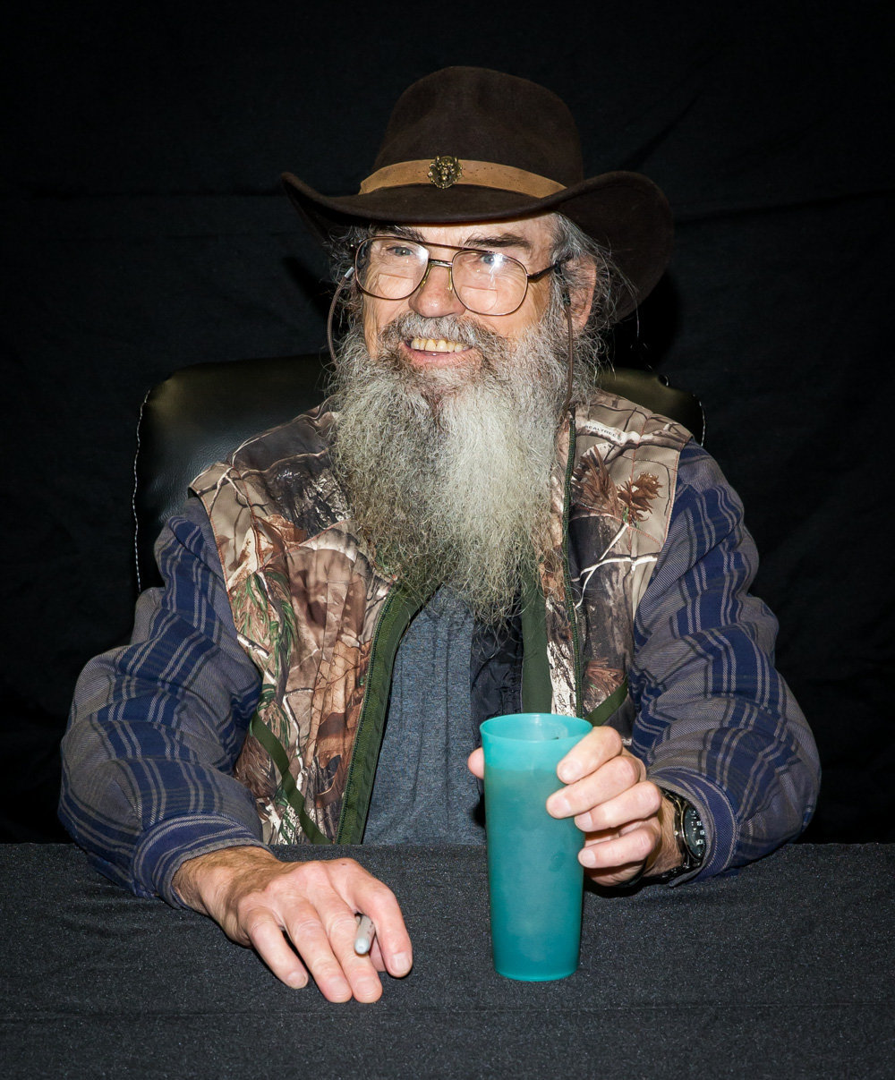 Si Robertson of Duck Dynasty