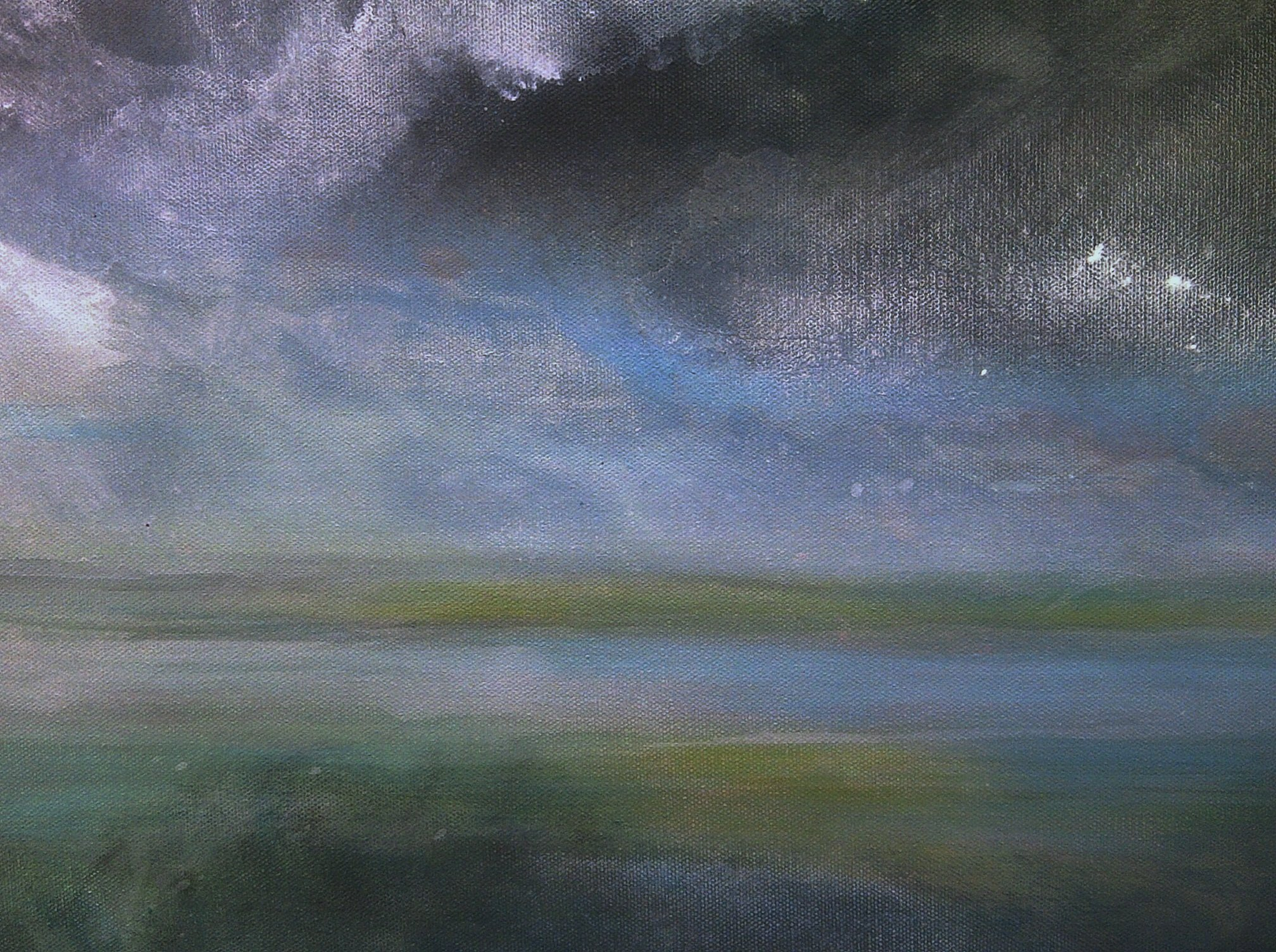 Wet Weather Looming (sold)