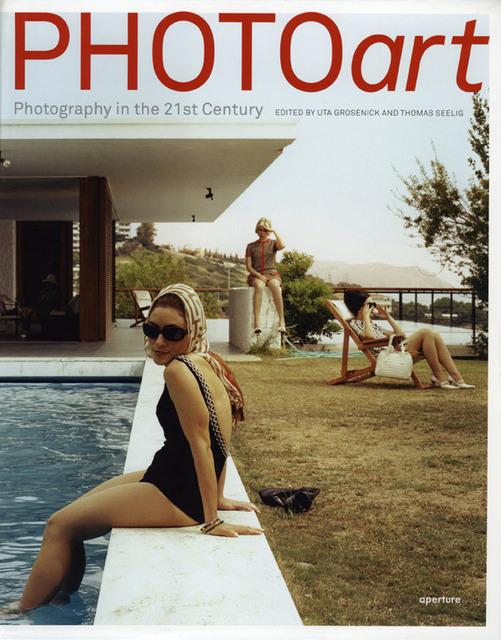 Book Cover / Photo Art / Aperture 2007
