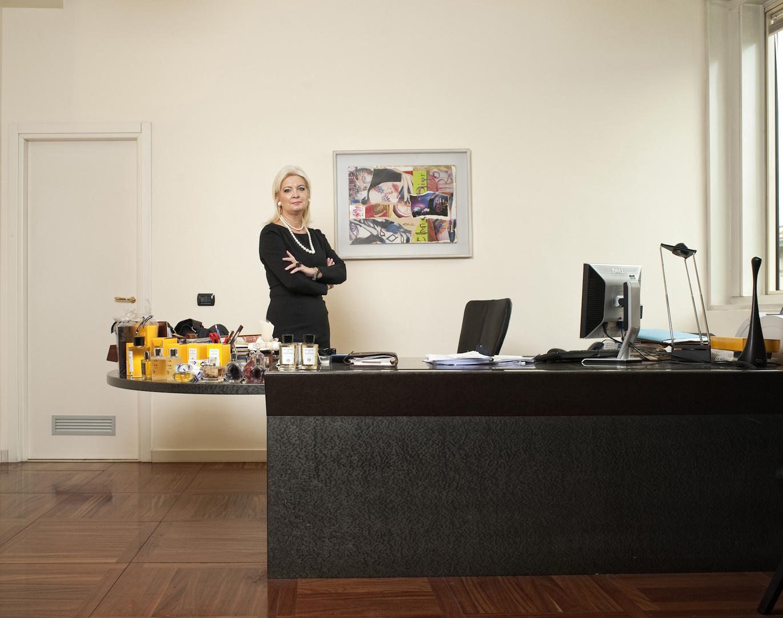 Gabriella Scarpa of Dior, 2009