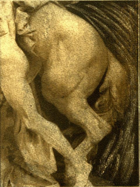 Vienna, detail of statue