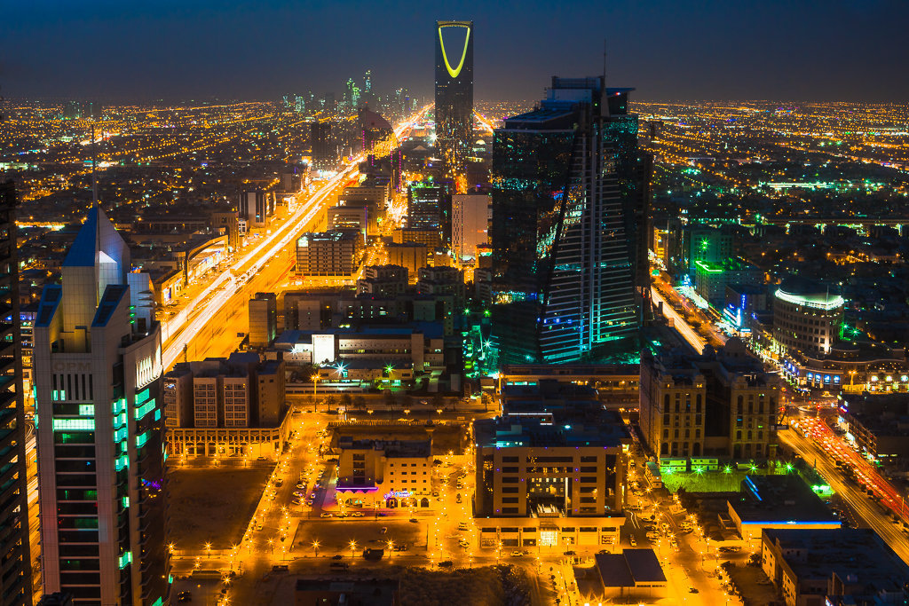 Riyadh City 2