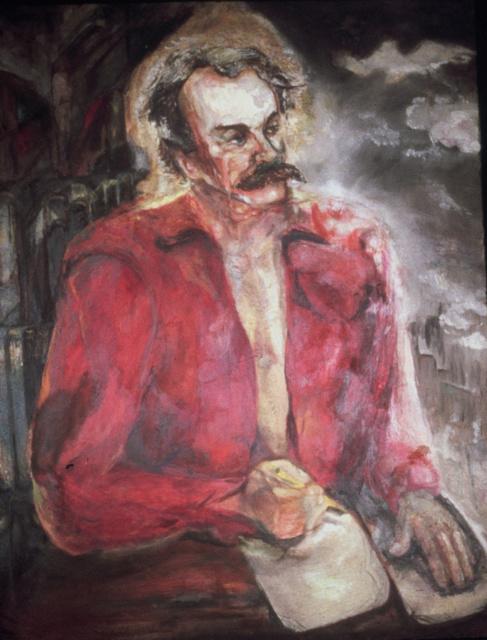In the Beginning (Konrad Bercovici)