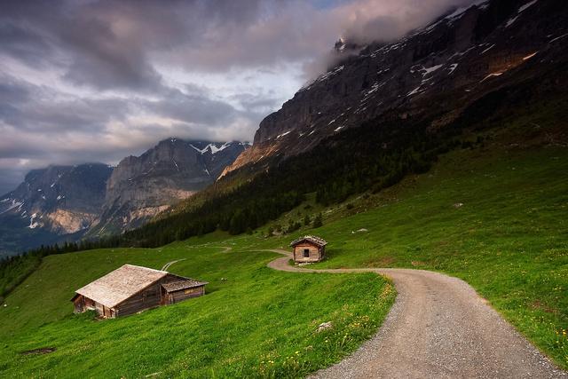 Grindenwald, Switzerland 2005