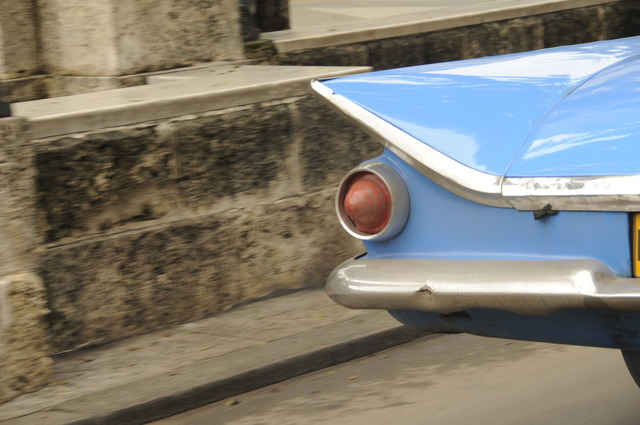 Blue Buick, Havana