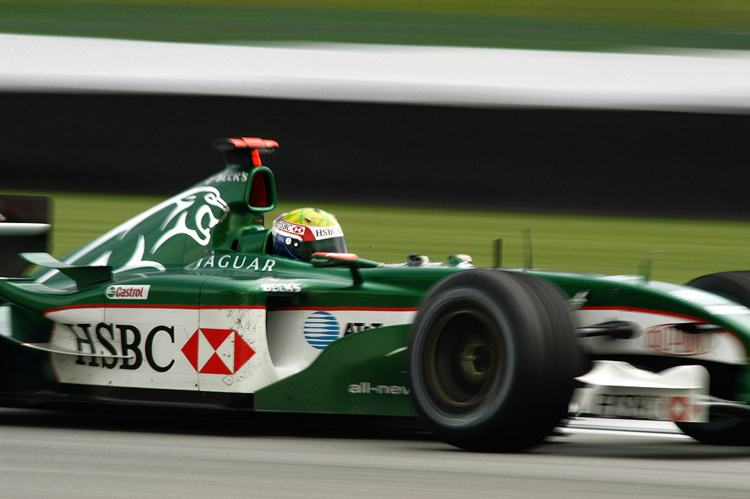 Mark Webber, Jaguar F1