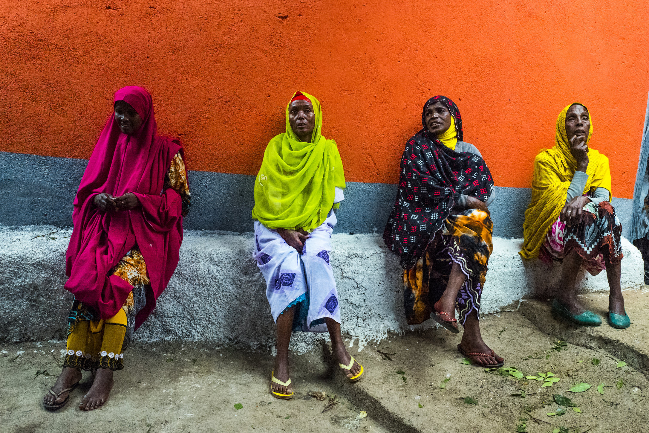 Harar, Ethiopia. 2015.