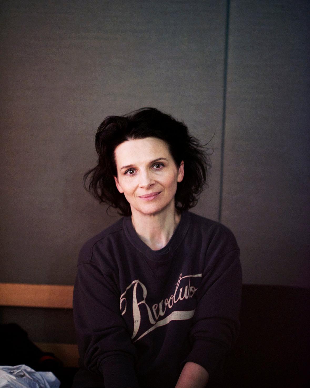 Juliette Binoche - L'express